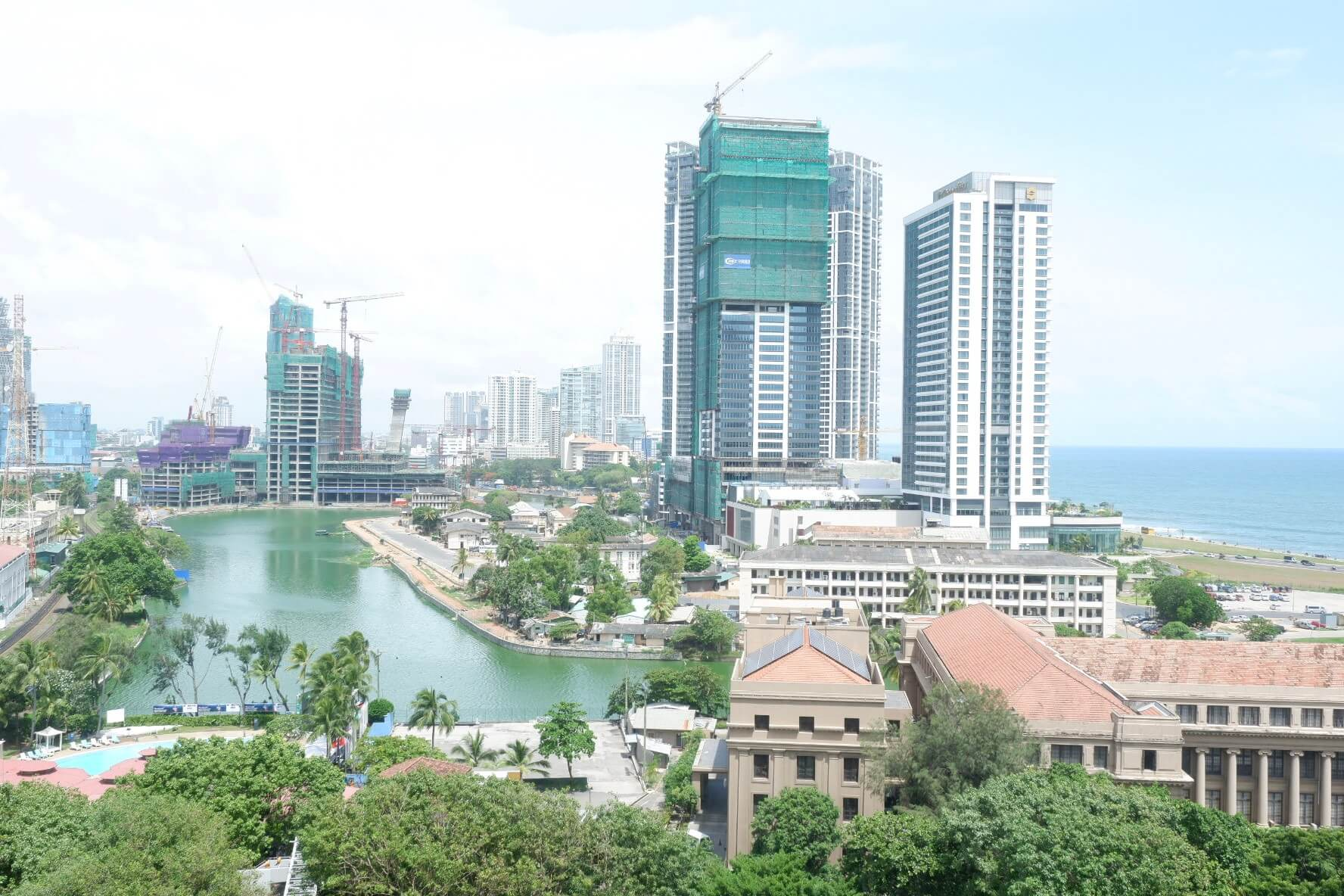 Where to stay in Colombo : Hilton Colombo Sri Lanka Hotel Review ...