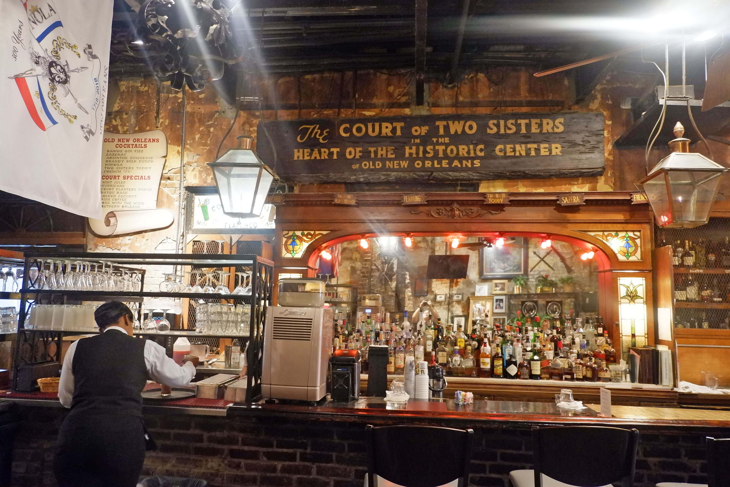 Magnificent Court Of Two Sisters Brunch Buffet Review Hungry Travel Duo Interior Design Ideas Gresisoteloinfo